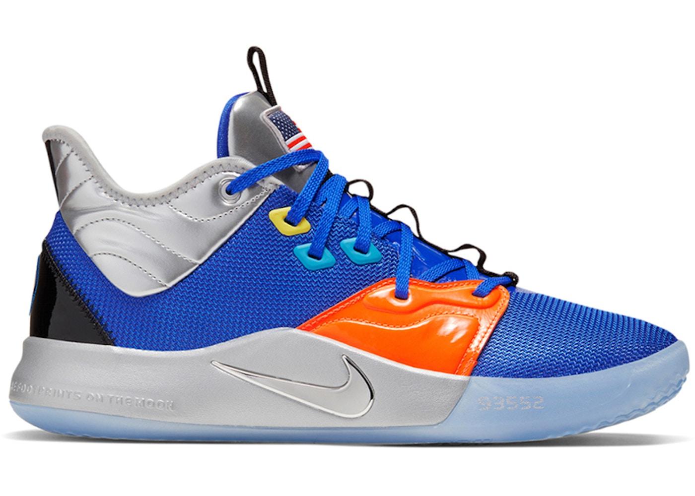 carino e colorato stili di moda enorme inventario Nike PG 3 NASA Apollo 14 - CI2666-400