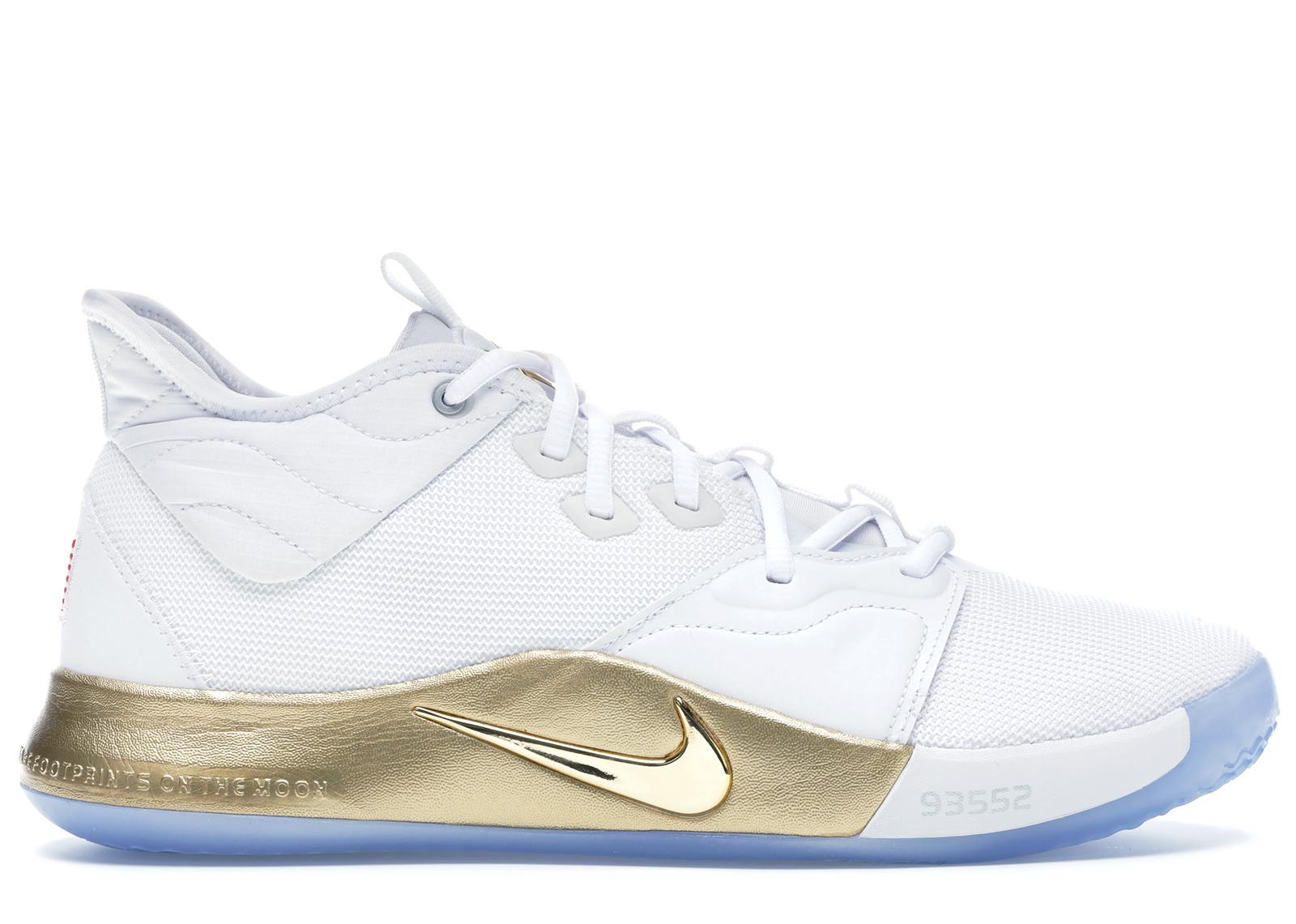 Nike PG 3 NASA White - CI2666-100