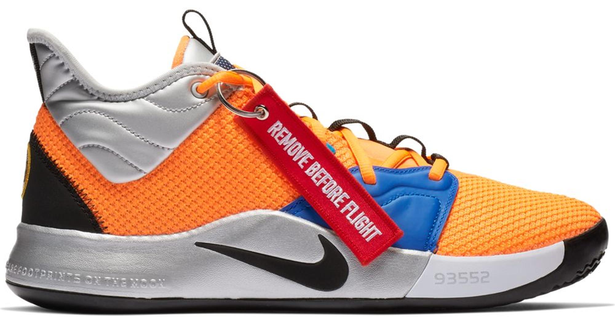 Nike PG 3 NASA   Sneakers Ninja
