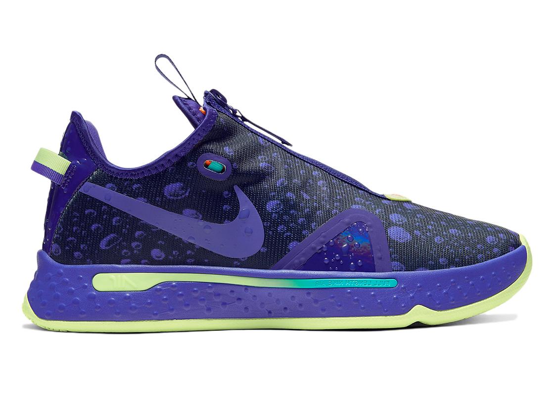 Nike PG 4 Gatorade - CD5078-500/CD5086-500
