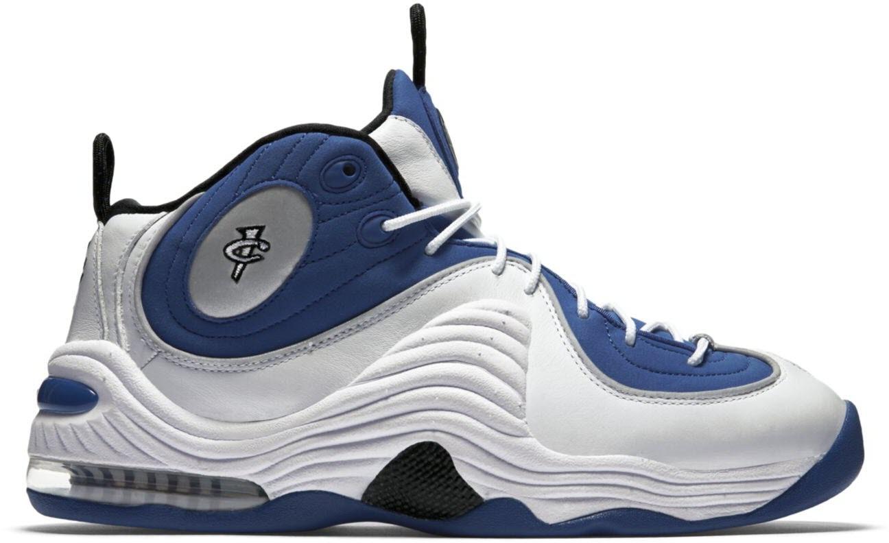 Nike Air Penny II Orlando (2015)