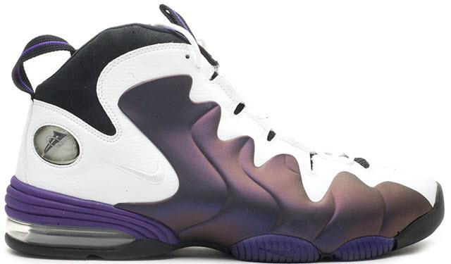 Nike Air Penny III Eggplant (2010