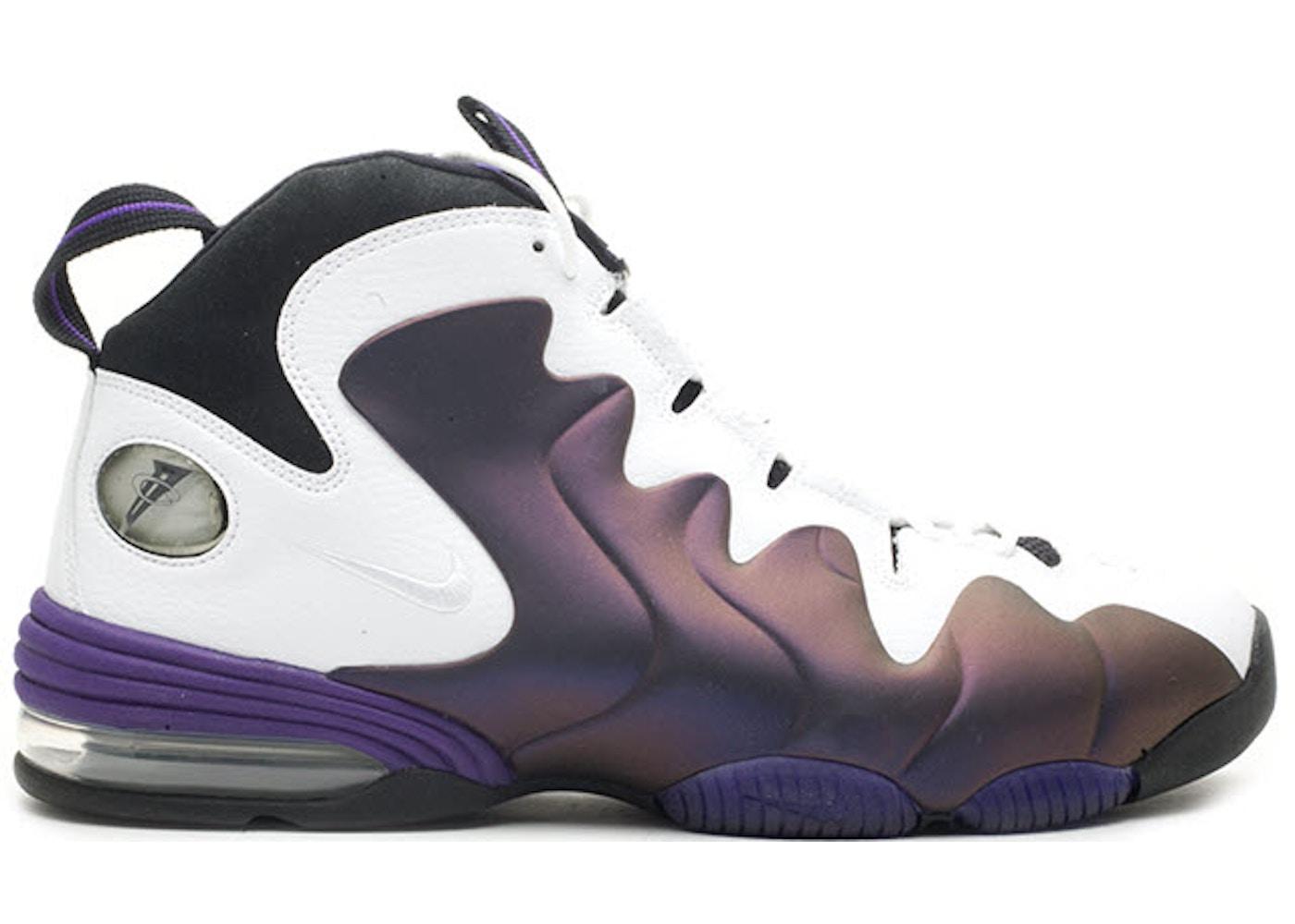 new concept 40164 d083a Nike Air Penny III Eggplant (2010)