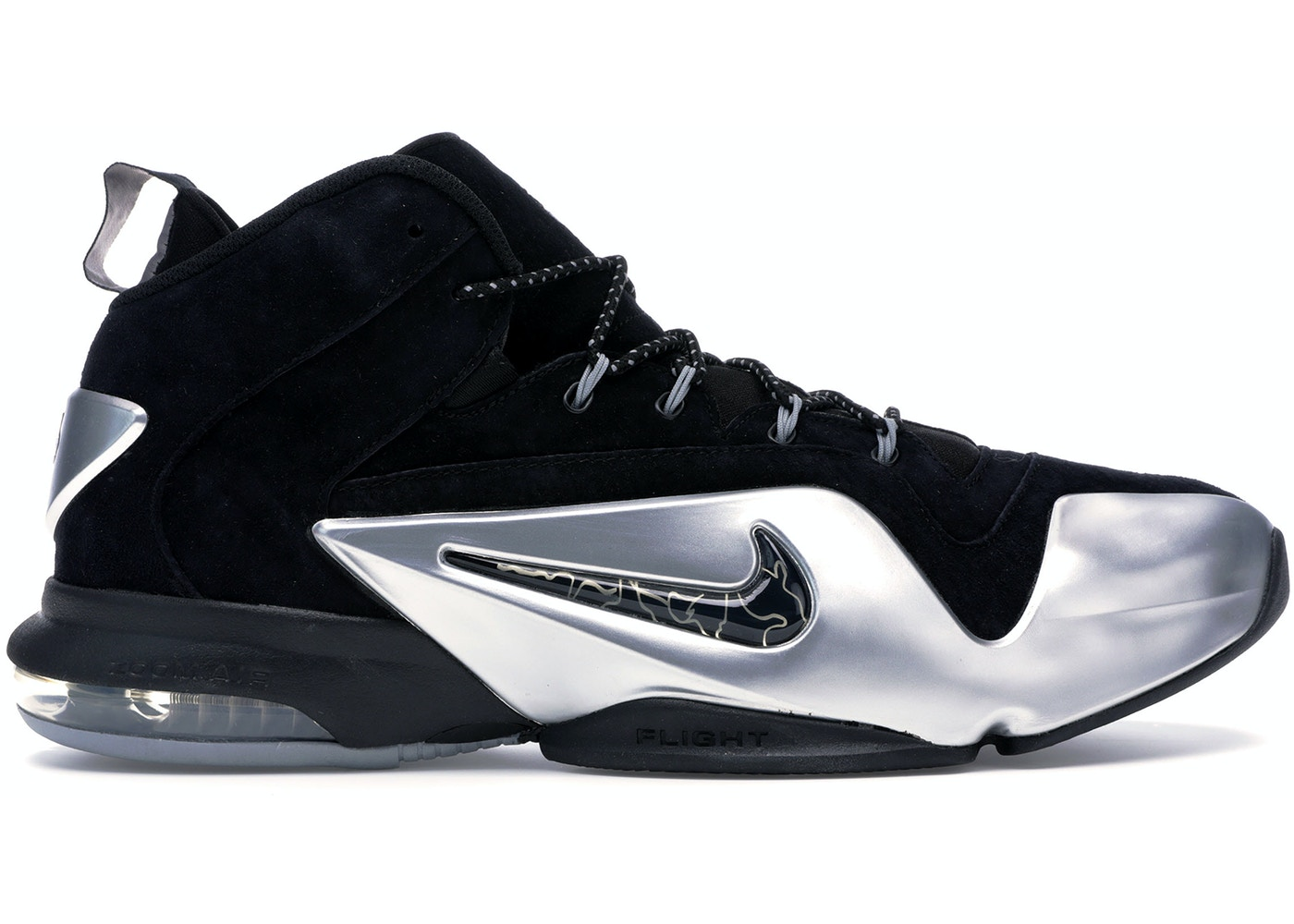 new product 3f5fe b2592 Nike Basketball Penny Shoes - Total Sold