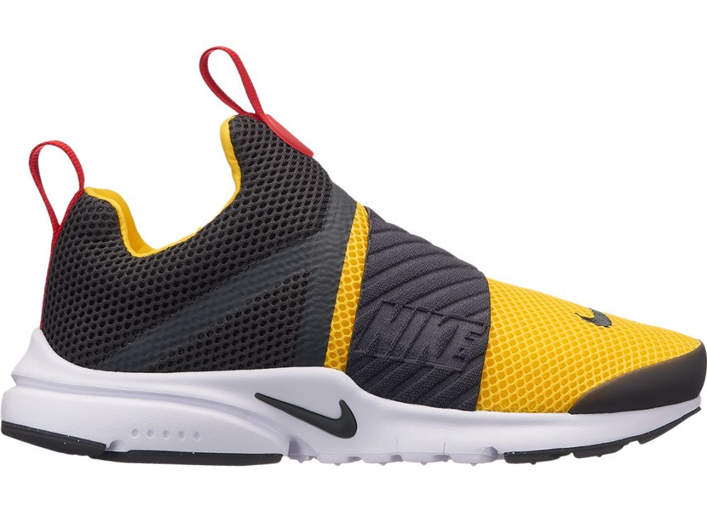 df0b48939e77 Nike Presto Extreme Anthracite Tour Yellow (GS) - 870020-005