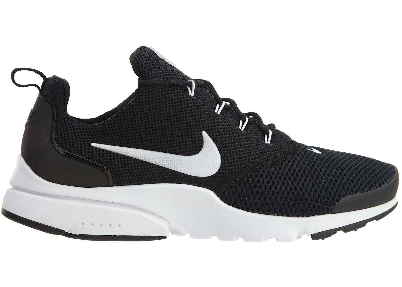 7d4bbbf9ff63 Nike Presto Fly Black White-Black - 908019-002