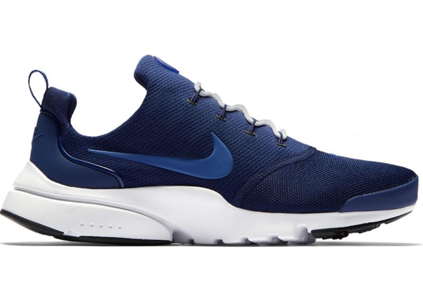 Nike Presto Fly Blue Void - 908019-406