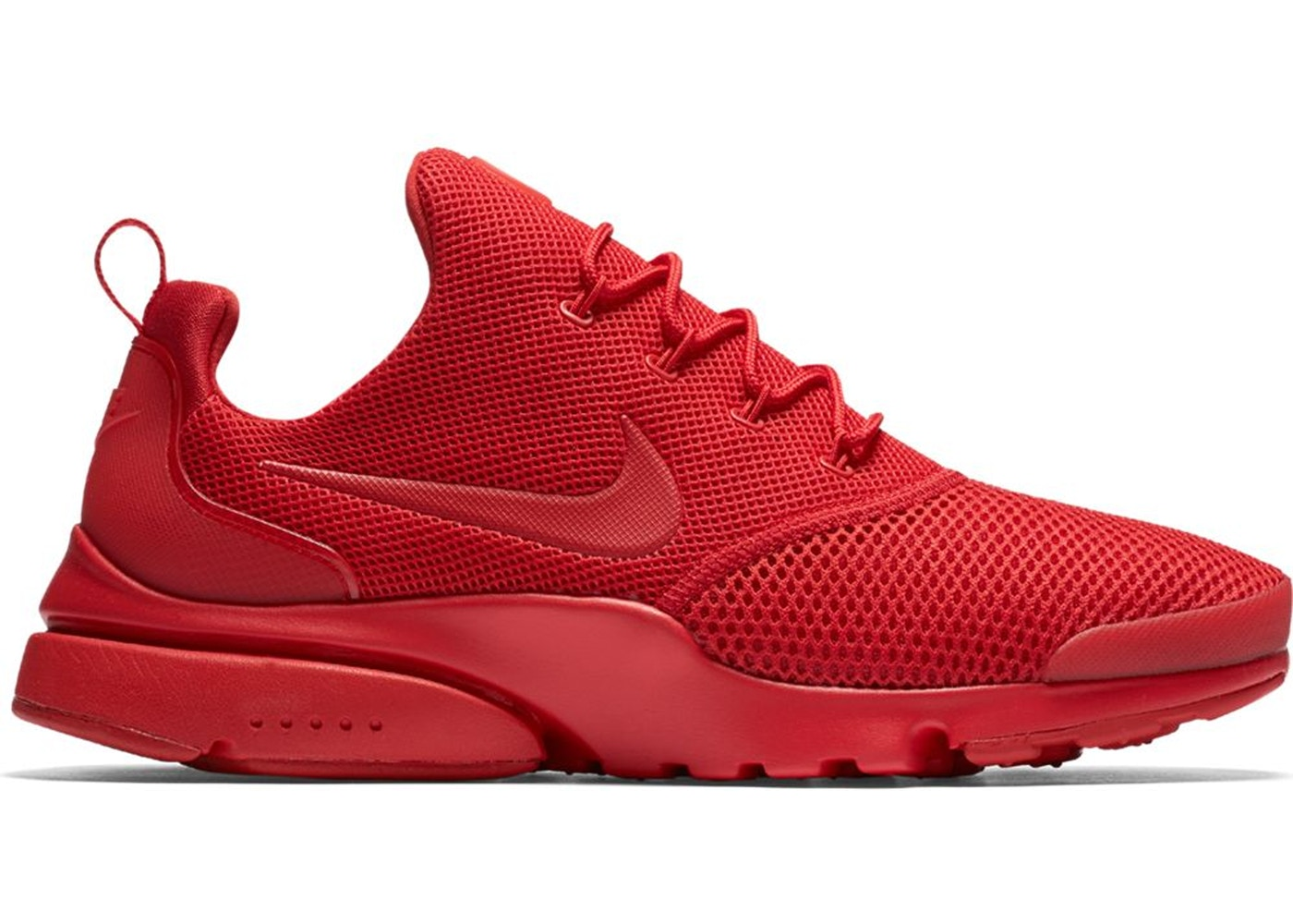 Nike Presto Fly Triple Red - 908019-601