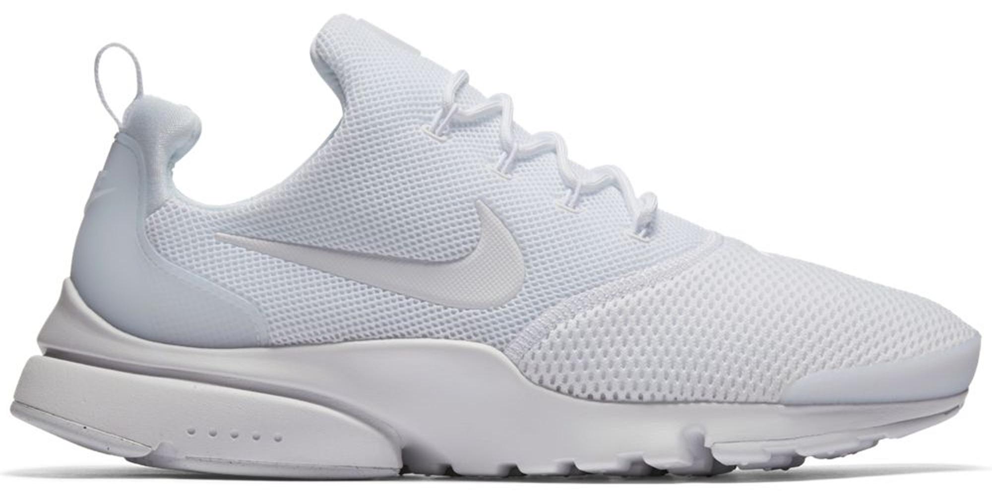 Nike Presto Fly Triple White - 908019-100