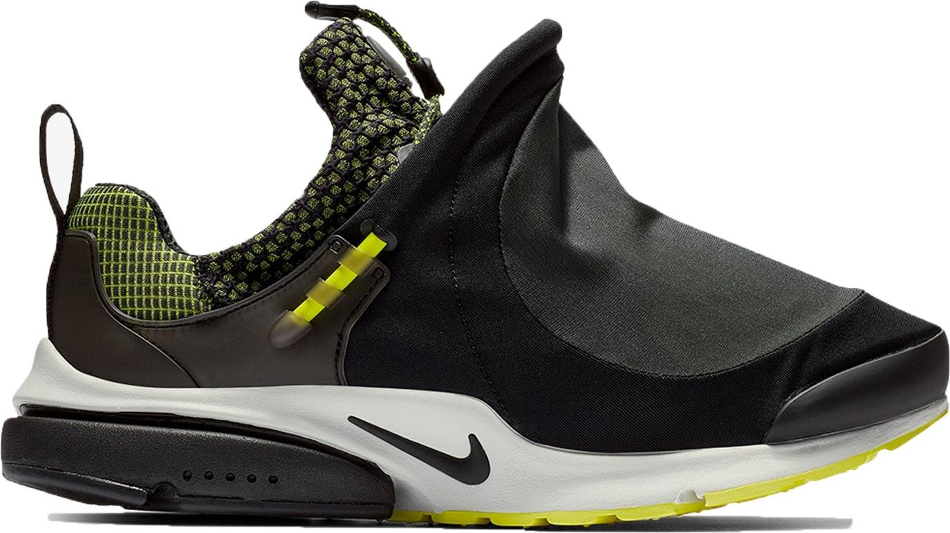 Nike Presto Foot Tent Comme des Garcons Black