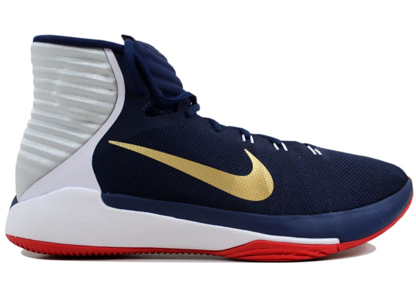 low priced 57a58 8fbf3 Nike Prime Hype DF 2016 Midnight Navy