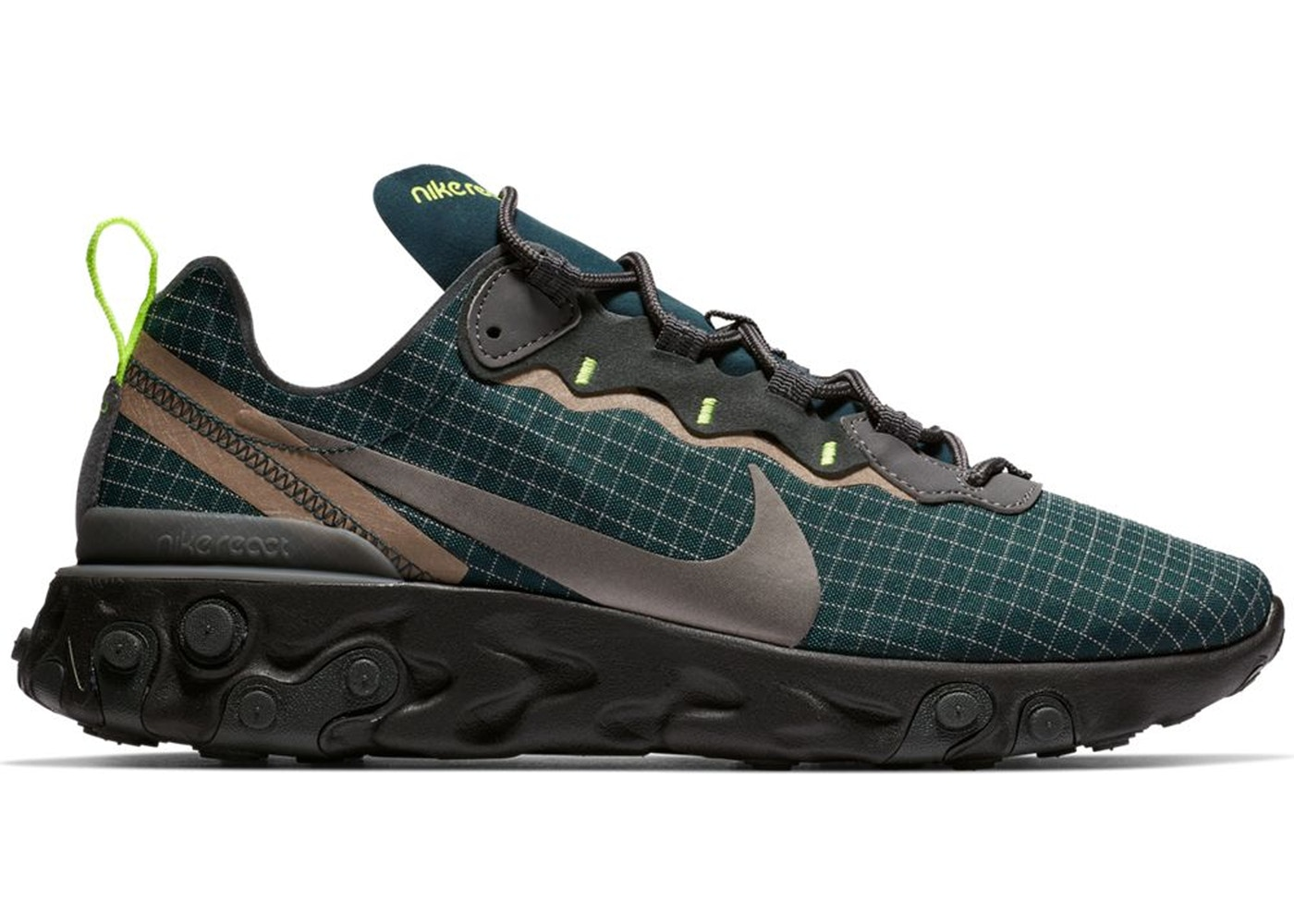 competitive price 3e13f 9b54b Nike React Element 55 Armory Navy