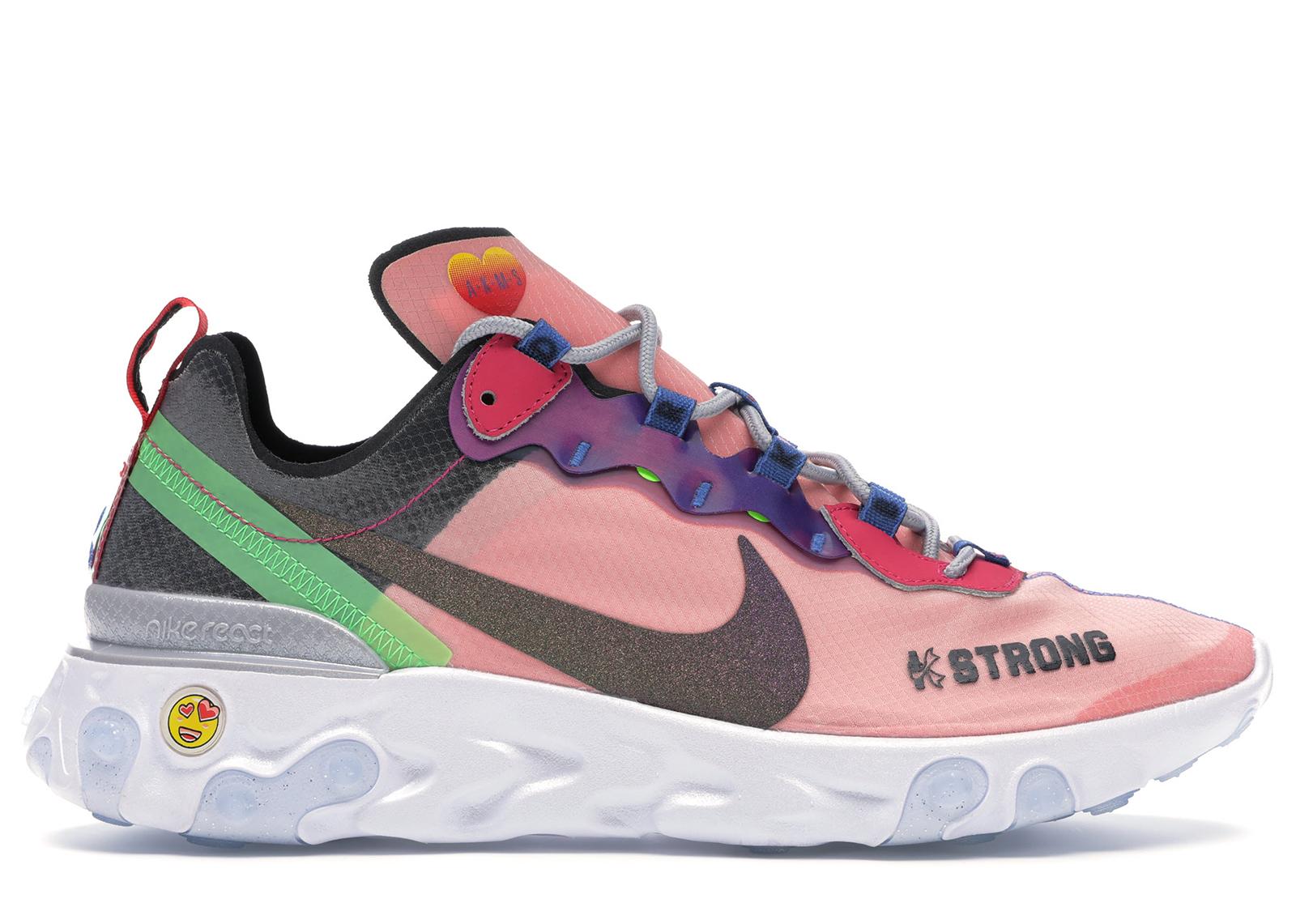 Nike React Element 55 Doernbecher (2019