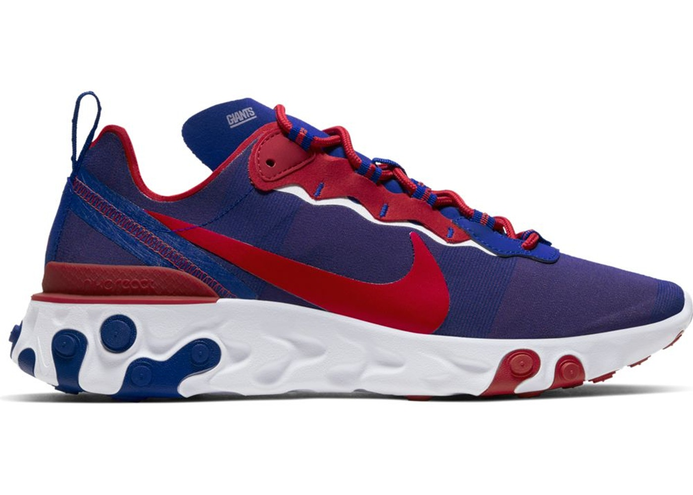 Nike React Element 55 New York Giants