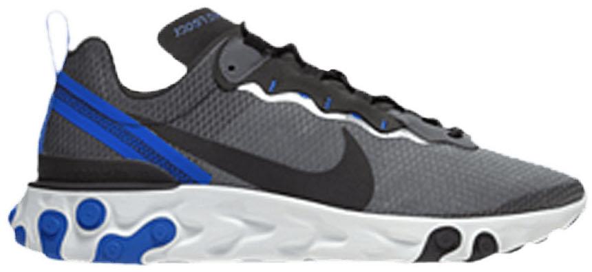 Nike React Element 55 SE Black Racer