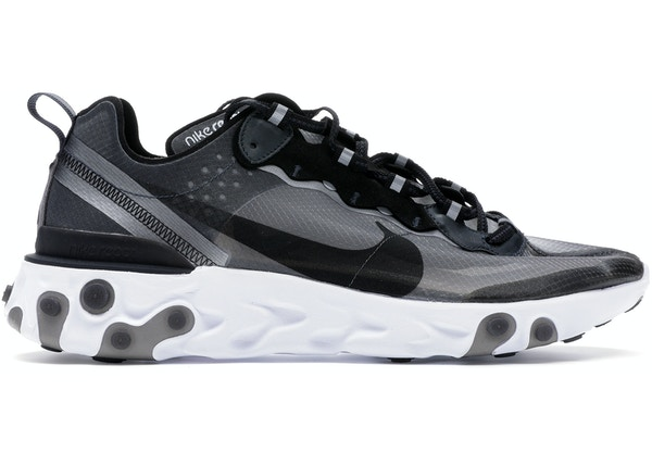 4286be5e2d7 Nike React Element 87 Anthracite Black