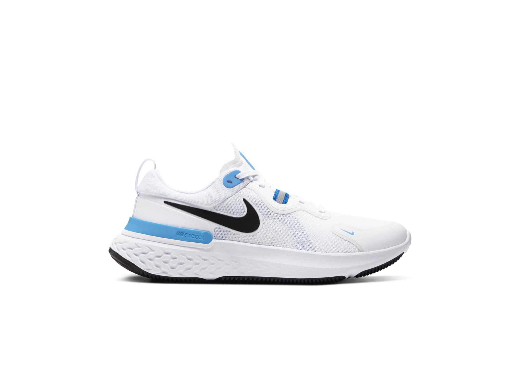 Nike React Miler White Photo Blue