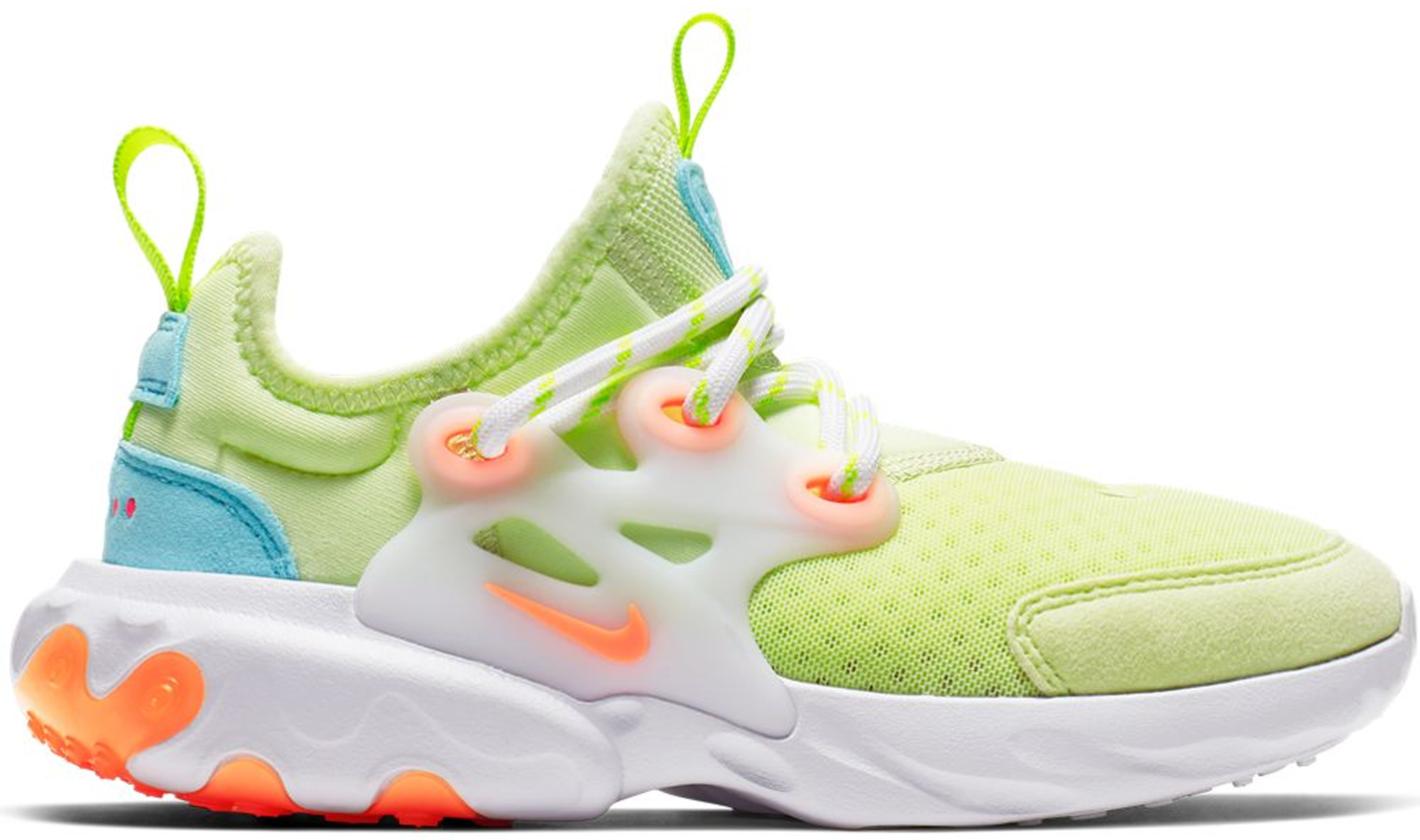 Nike React Presto Barely Volt (PS)