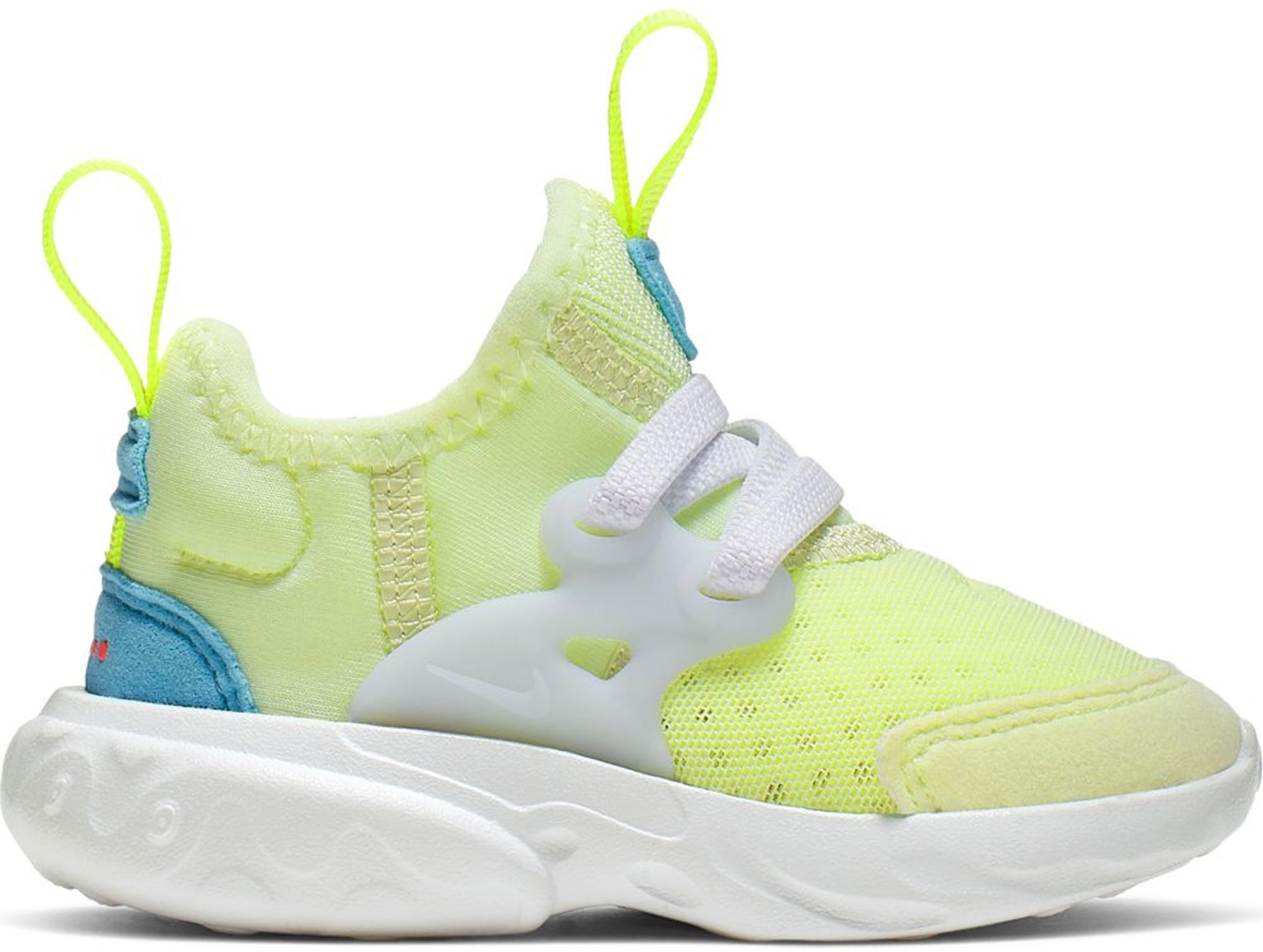 Nike React Presto Barely Volt (TD)