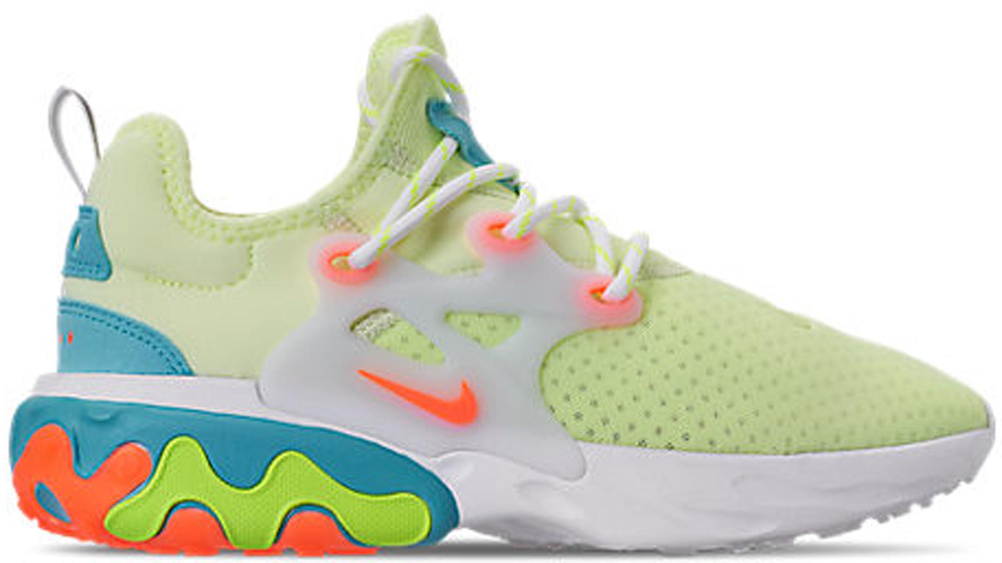 Nike React Presto Barely Volt (W