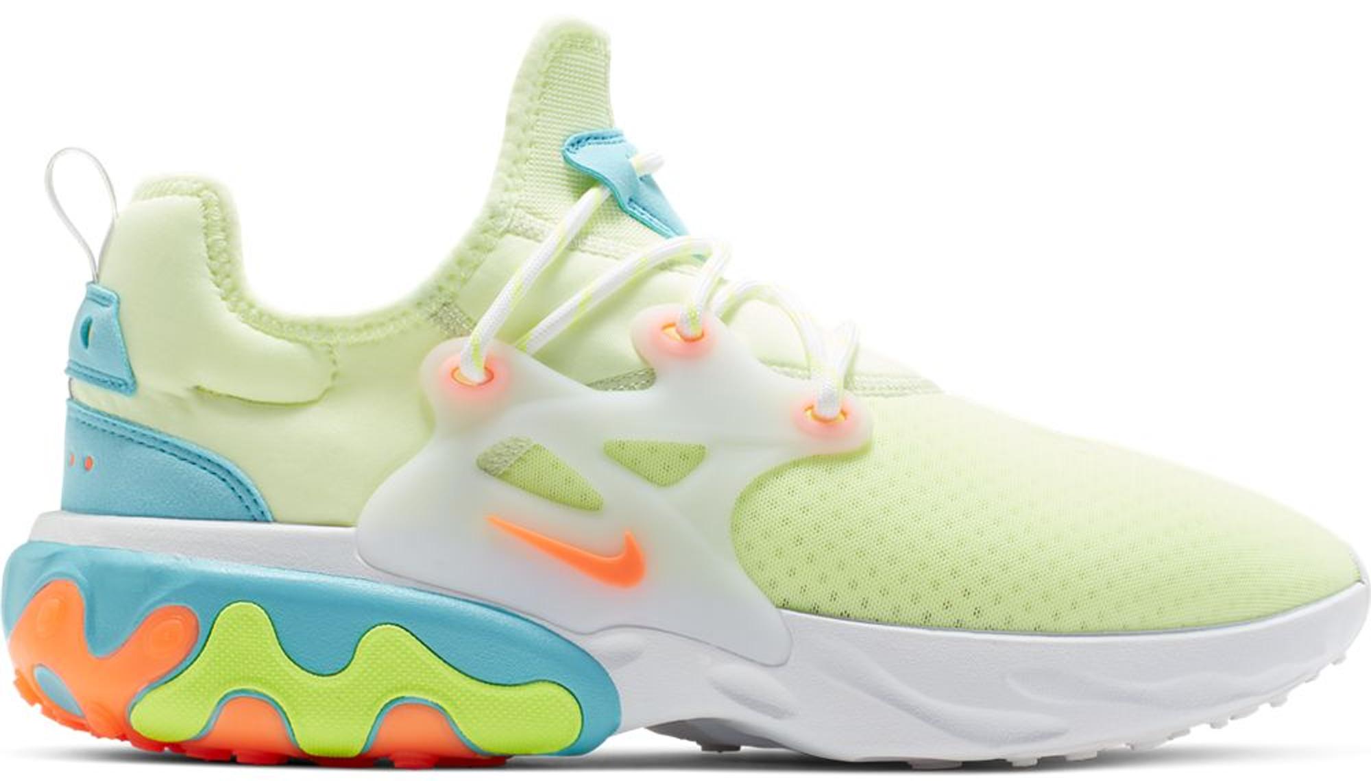 Nike React Presto Barely Volt