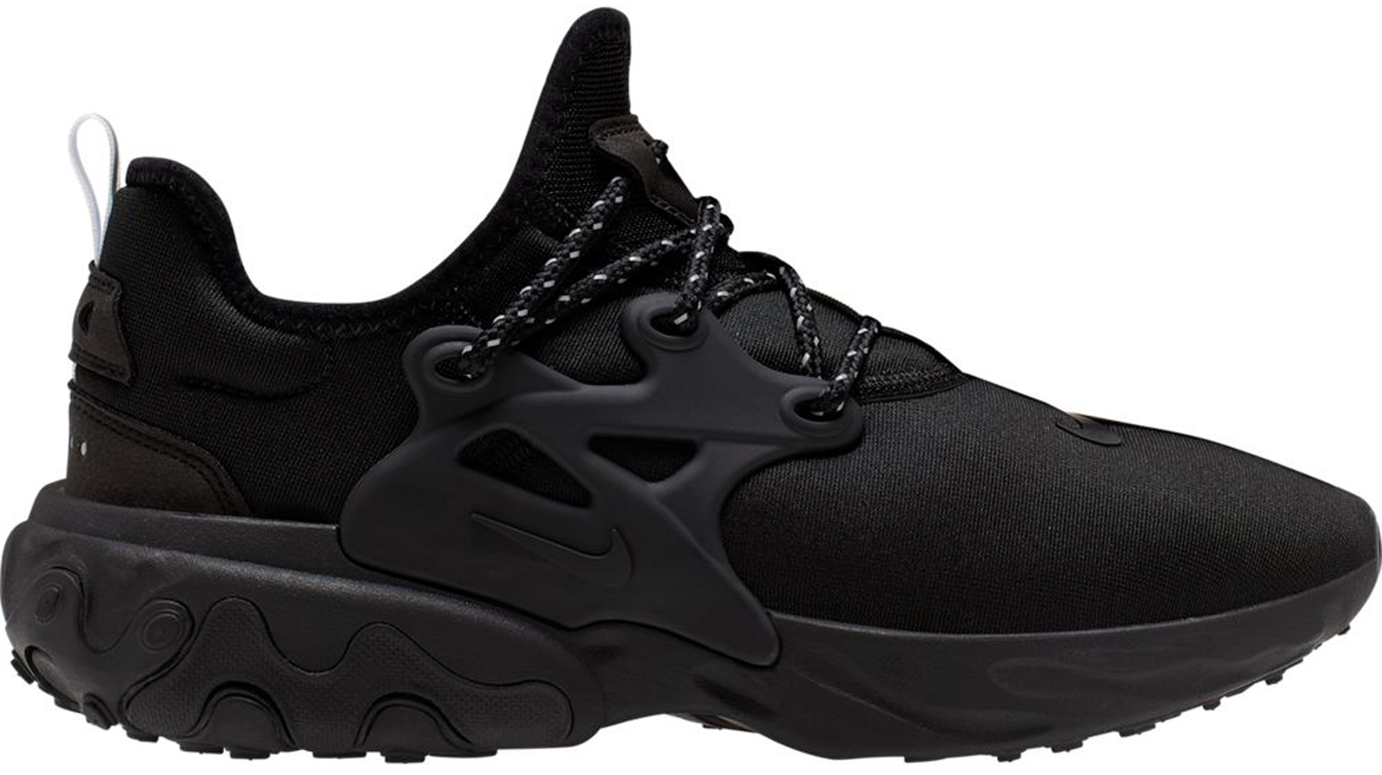 Nike React Presto Black Cat - AV2605-004