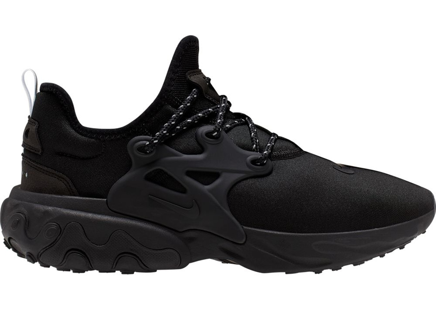 Nike React Presto Black Cat