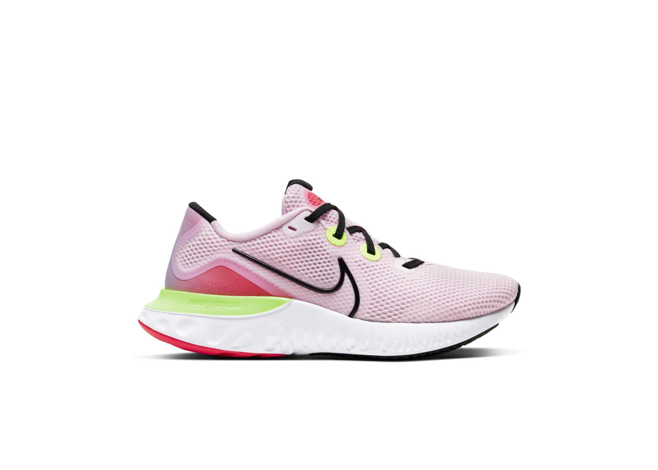Nike Renew Run Pink Foam (W) - CW5637-600