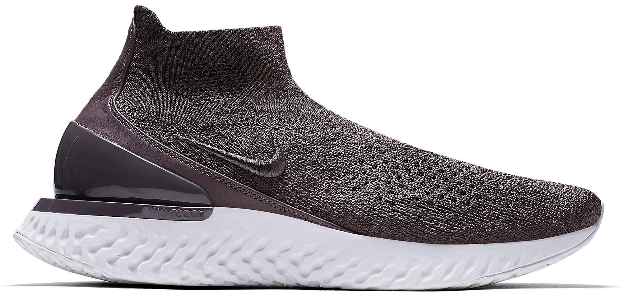 Nike Rise React Flyknit Thunder Grey