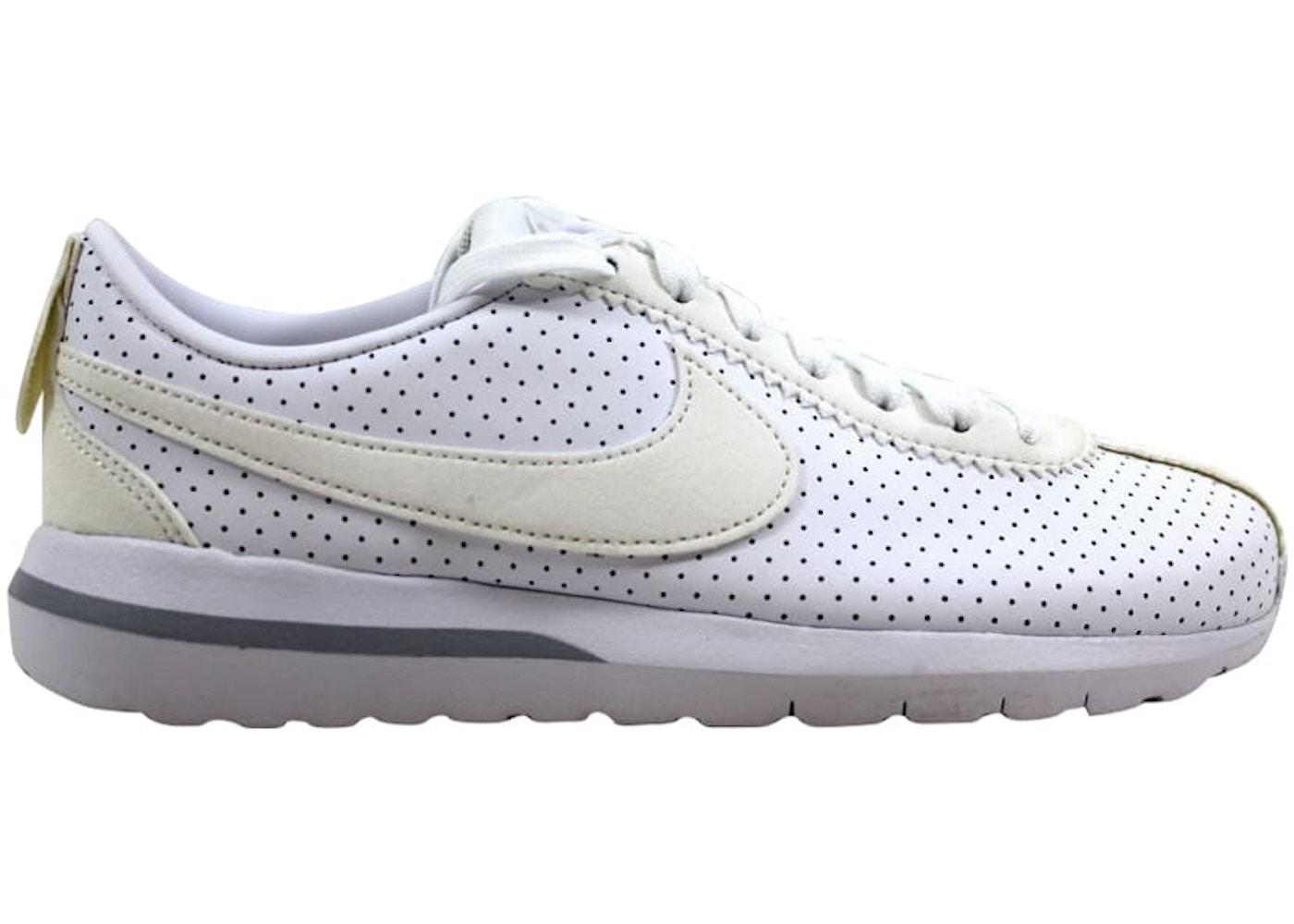 the latest 28ba8 f63a4 Nike Roshe Cortez NM White White-Pure Platinum (W) - 833804-101