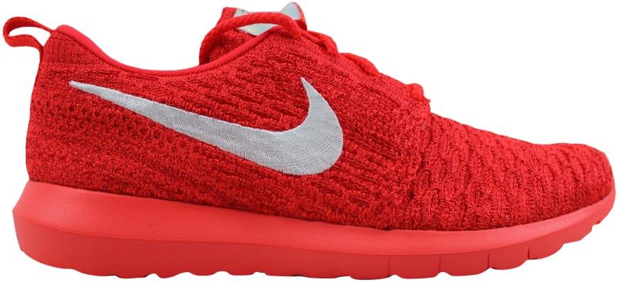 Nike Roshe NM Flyknit Bright Crimson