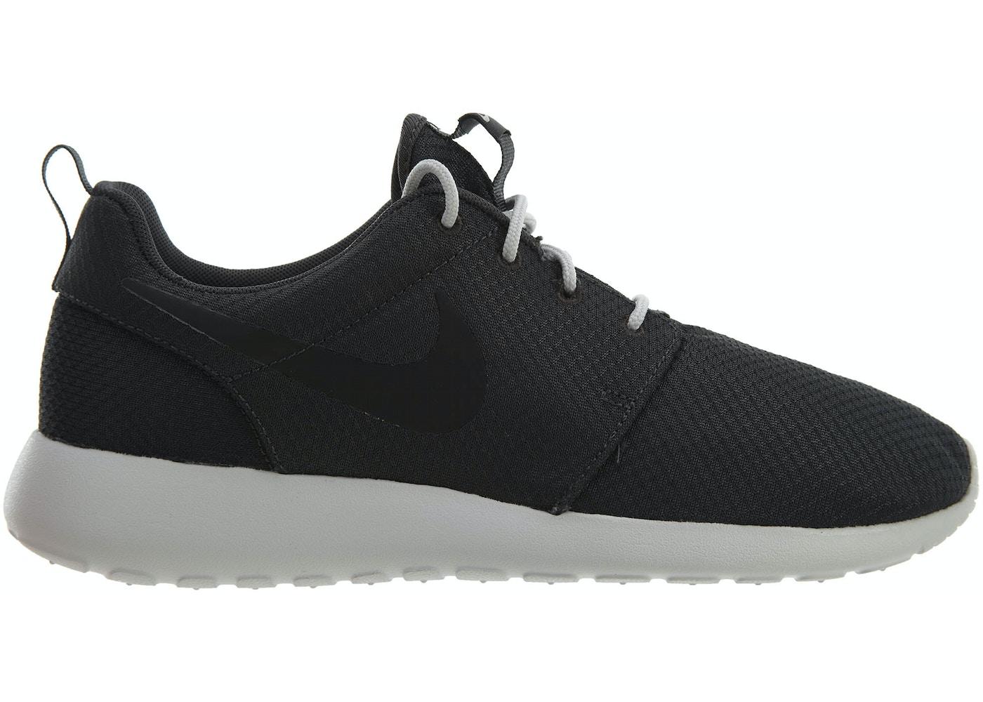 save off 82416 195da Nike Roshe One Anthracite Black-Vast Grey