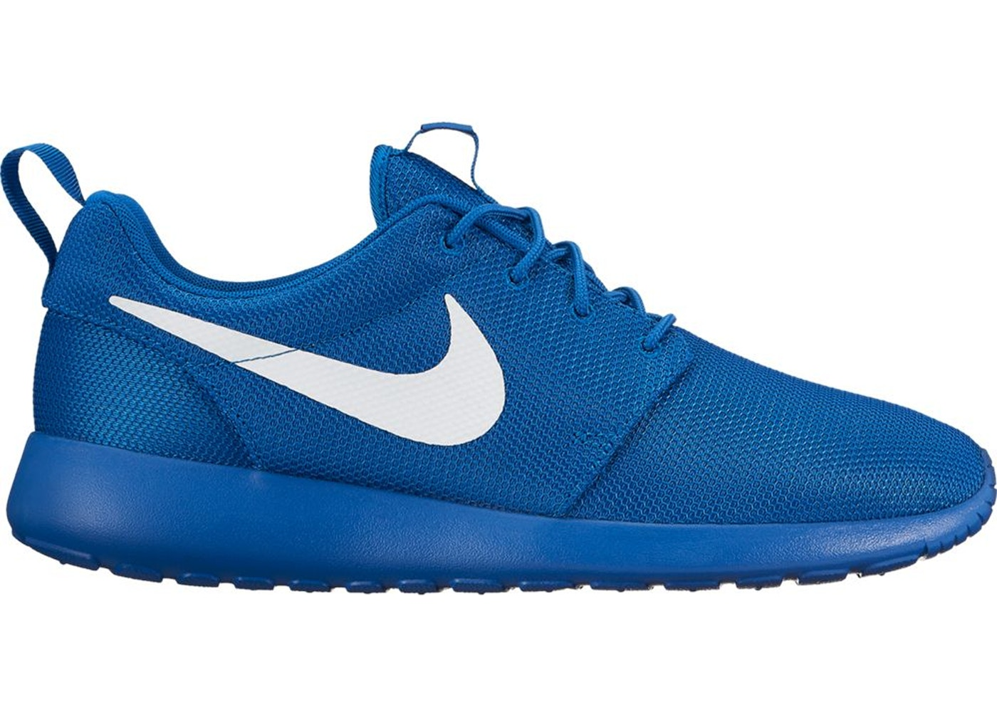 premium selection 59f3f 3d7d7 Nike Roshe One Blue Jay