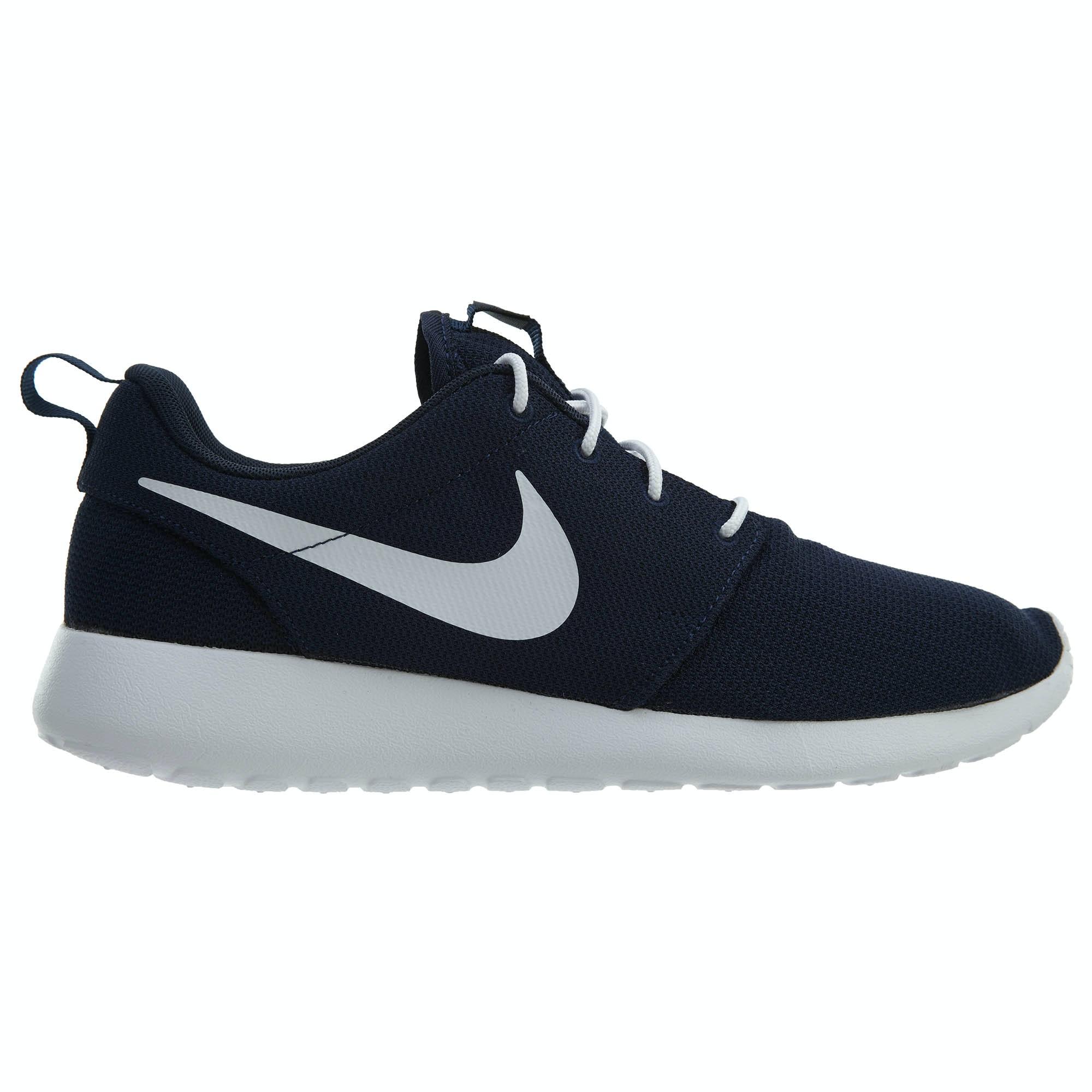 Nike Roshe One Obsidian White