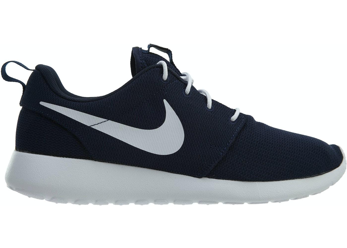 0f198072e3f3 Nike Roshe One Obsidian White - 511881-423