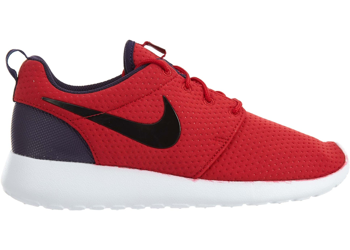 buy popular d68de 88d8c Nike Roshe One Se Gym Red White-Purple Dynasty