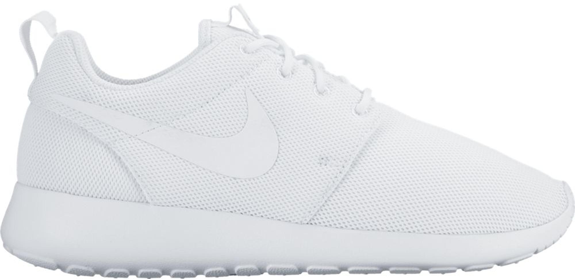 Nike Roshe One Triple White (W