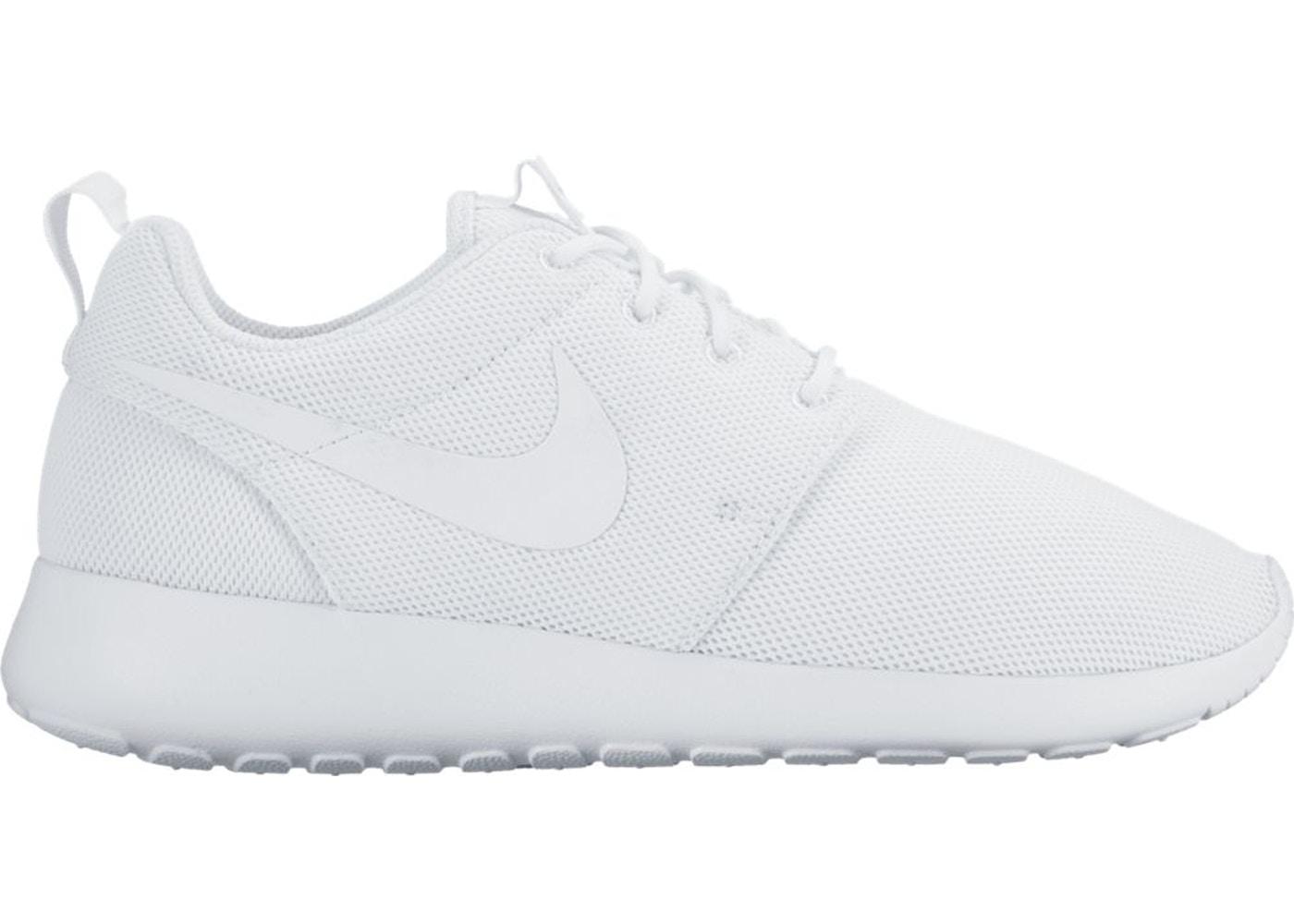 new product bcd1b ed54b Nike Roshe One Triple White (W)