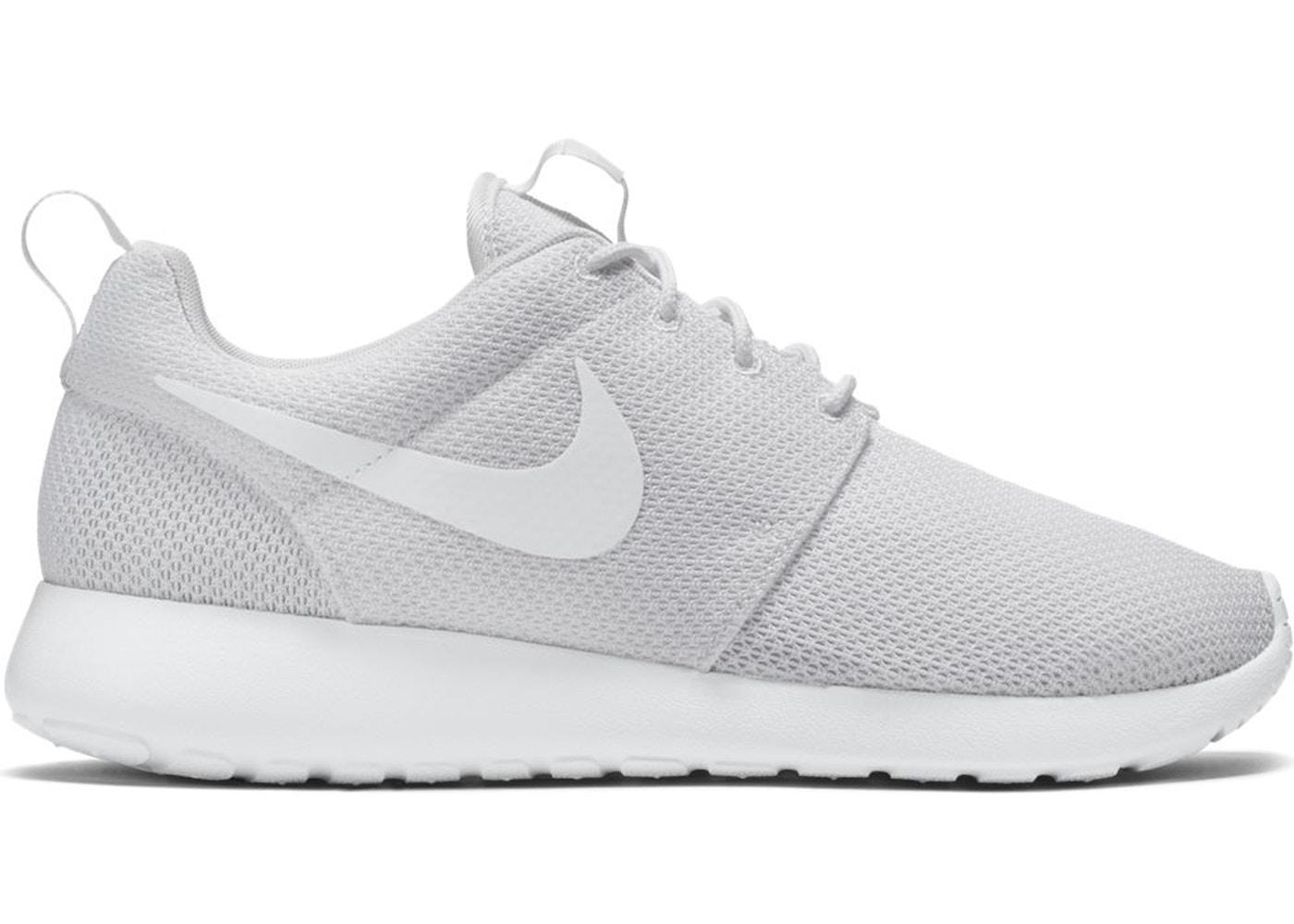 best cheap 9be6e 0f2c8 Nike Roshe One Triple White