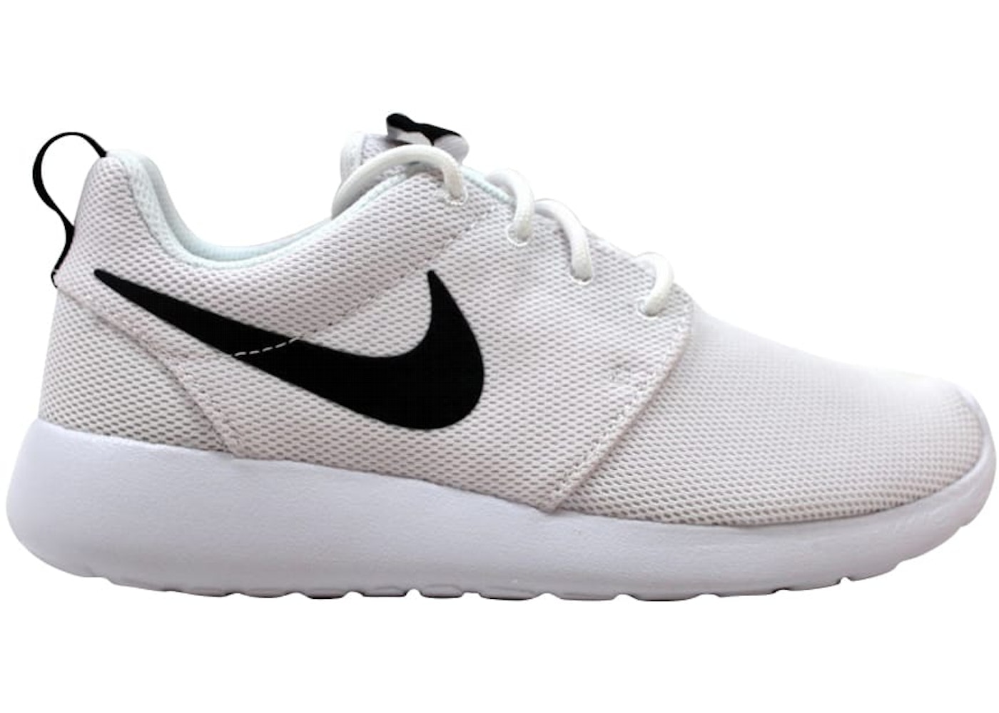 competitive price 621f2 c9e36 Nike Roshe One White/White-Black (W)