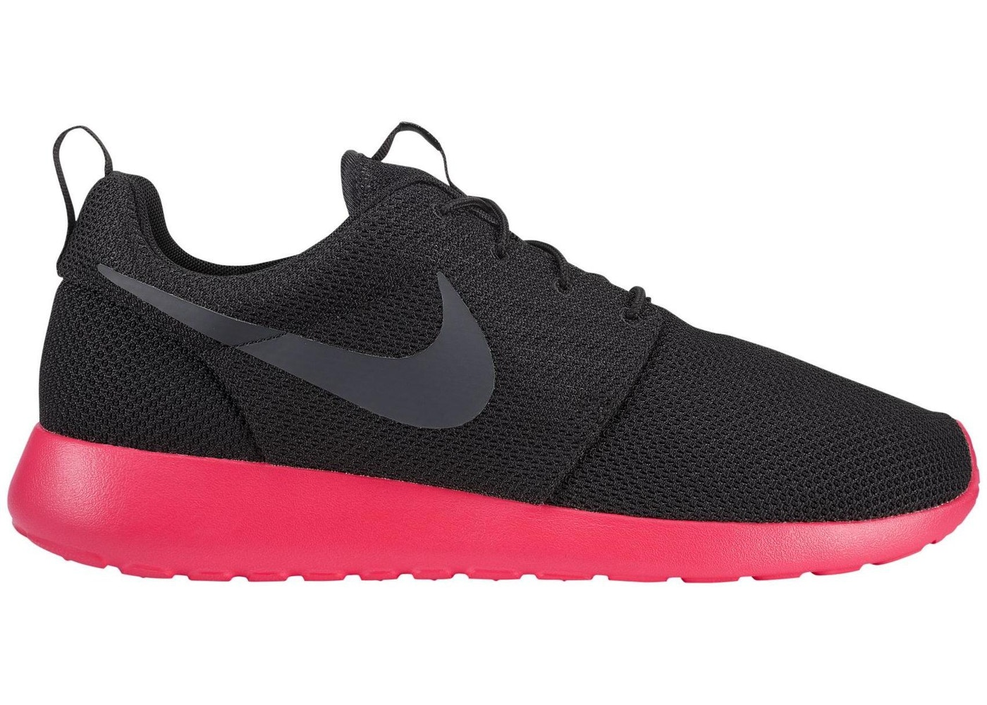 Impotencia mero Voluntario  Nike Roshe Run Anthracite Siren Red - 511881-016
