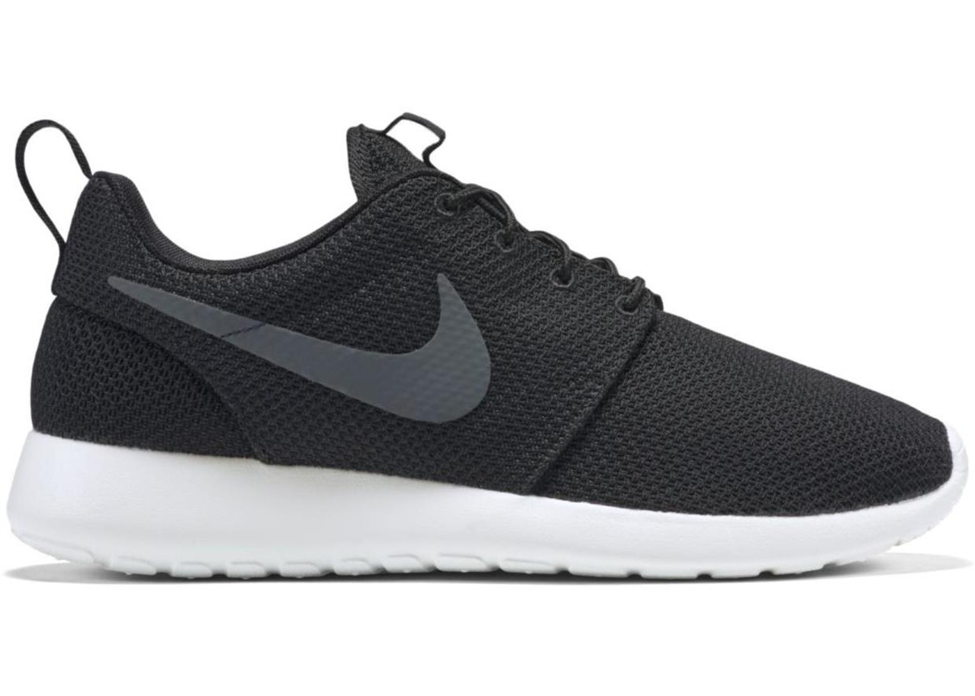brand new 22e4a dccc4 Nike Roshe Run Black Anthracite Sail