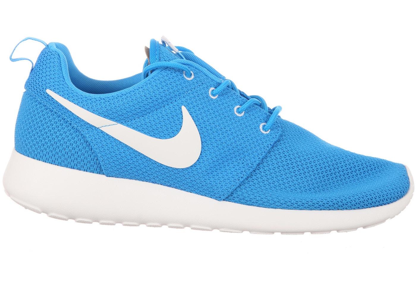 half off 85d4d 0436a Nike Roshe Run Blue Hero - 511881-411