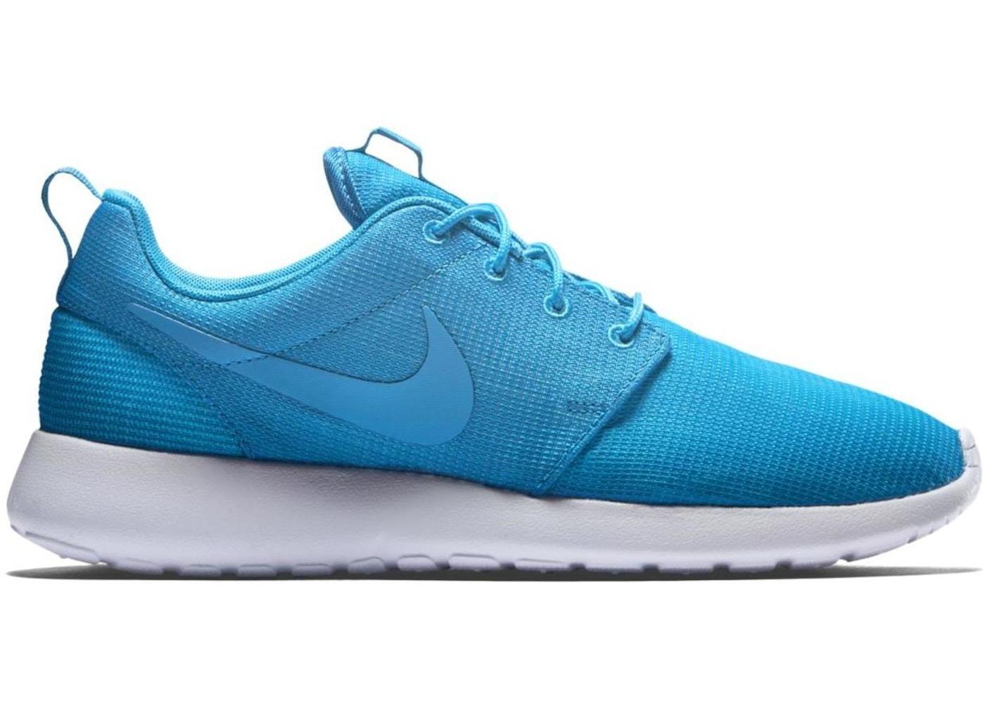 df97445154d Nike Roshe Run Blue Lagoon - 511881-447