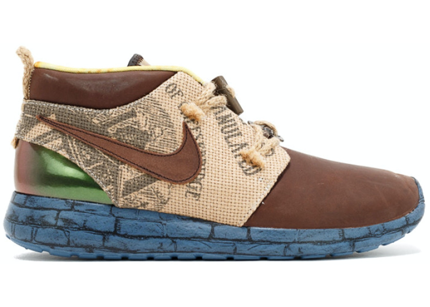 best sneakers a12f1 c6df8 Nike Roshe Run The Boxtrolls