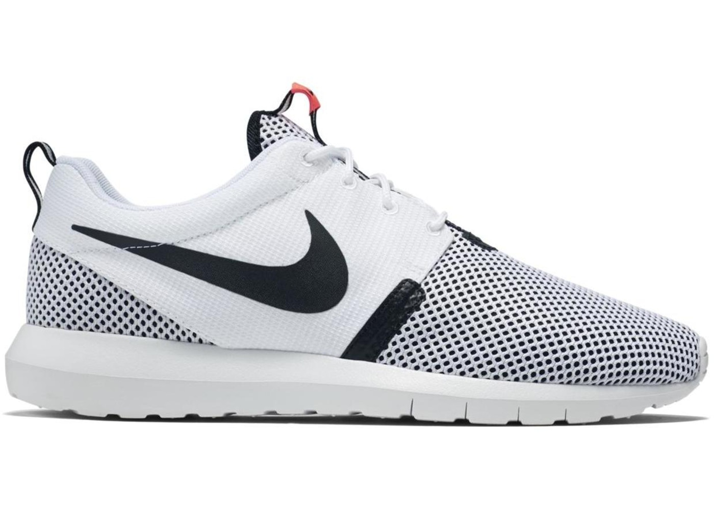 wholesale dealer 3f44f 9f3aa Nike Roshe Run Breeze White Black