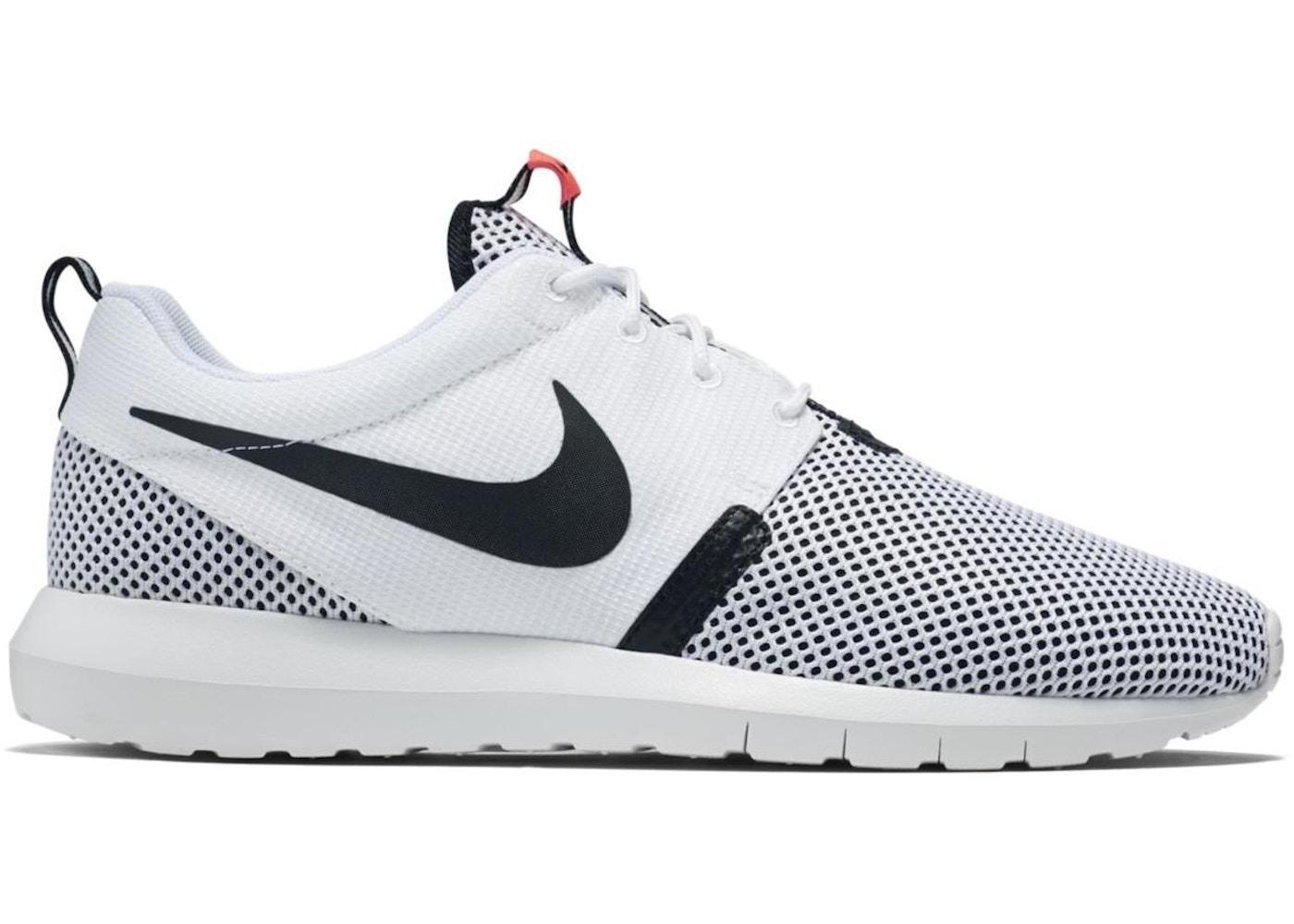 wholesale dealer 59d50 9c245 Nike Roshe Run Breeze White Black