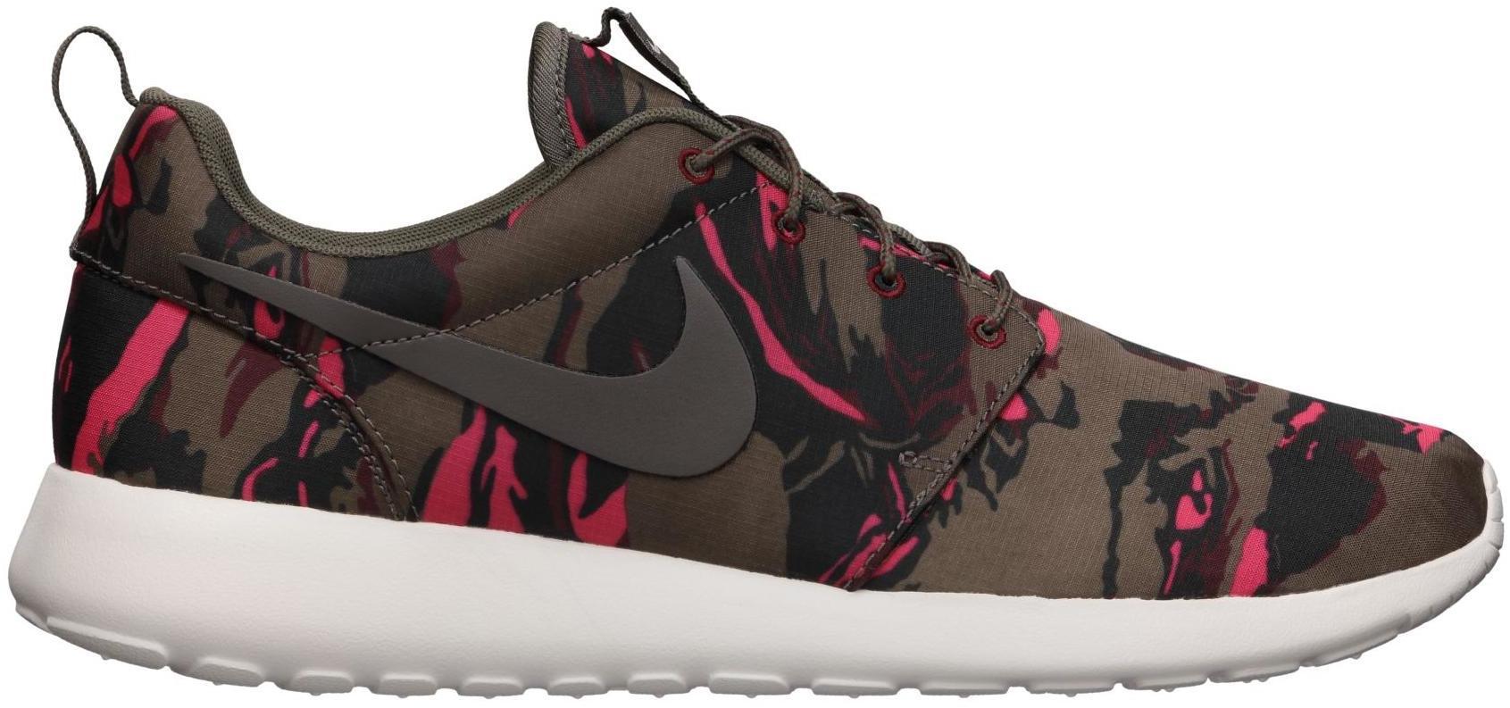Nike Roshe Run Brown Tiger Camo