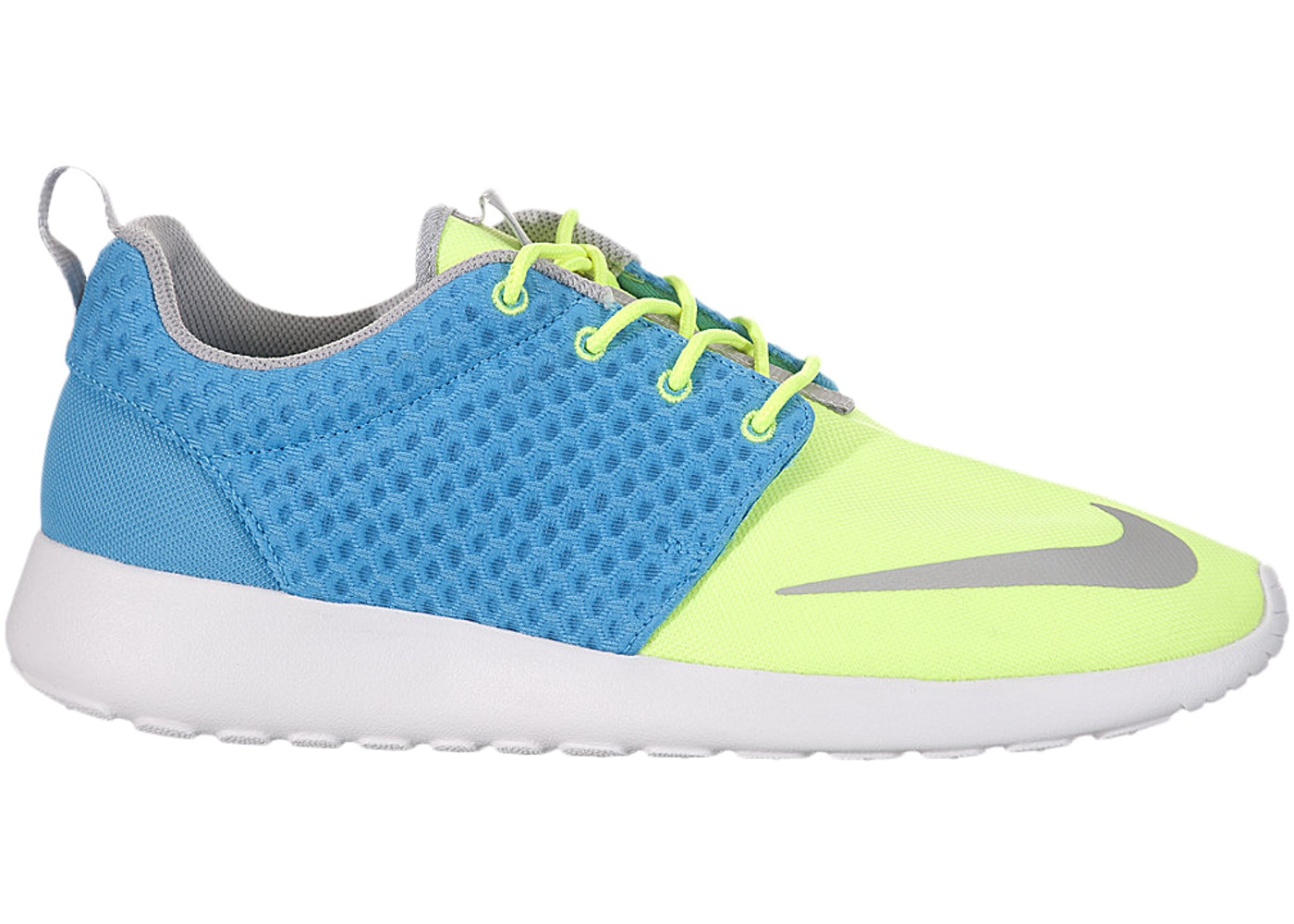 695eab92c8c3 Nike Roshe Run FB Current Blue - 580573-401
