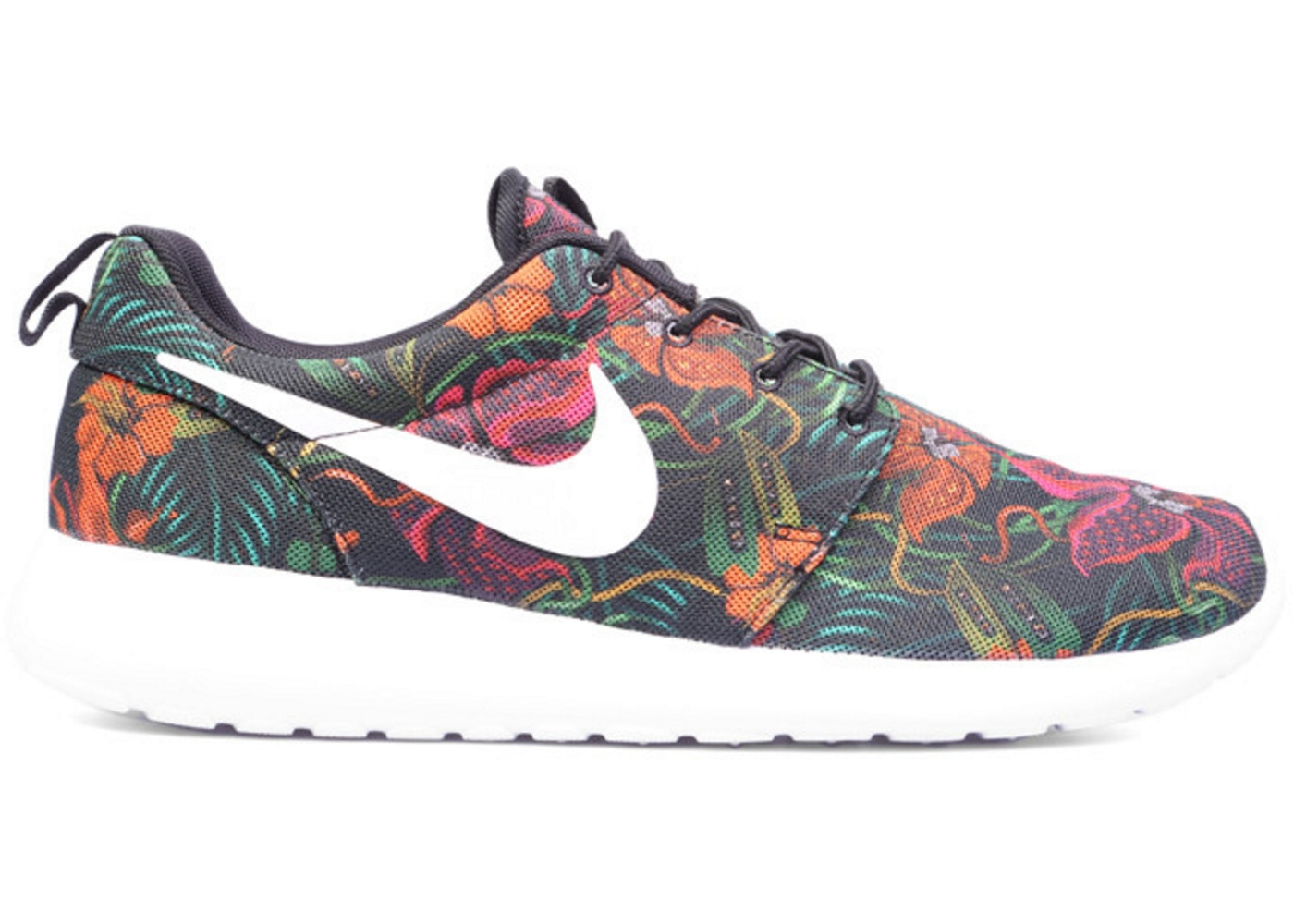 big sale a9421 1915c Sell. or Ask. Size  11.5. View All Bids. Nike Roshe Run Floral Print Total  Orange